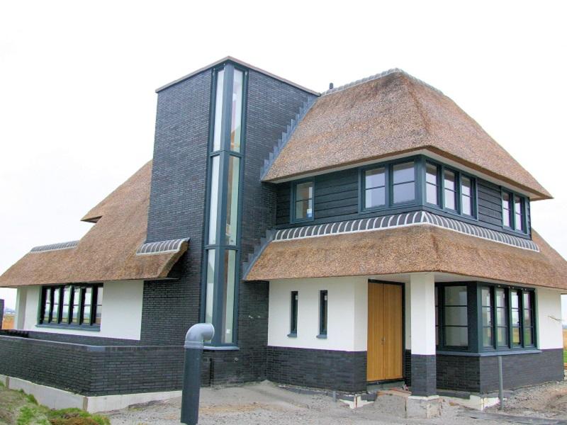 Wat kost rietdekken aanbouw huis voorbeelden for Wat kost een nieuwbouw