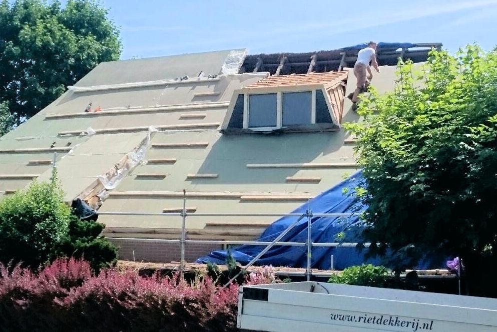 Wat kost een dak per m